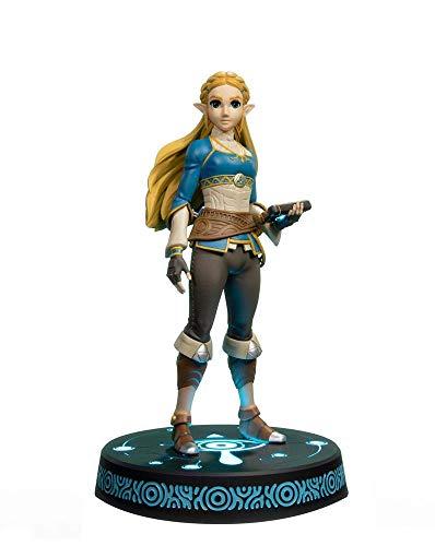 First 4 Figures F4F Breath of The Wild - Zelda PVC Statue (23cm) - Collector\'s Edition (BOTWZC) Sammelfigur, Multicolor