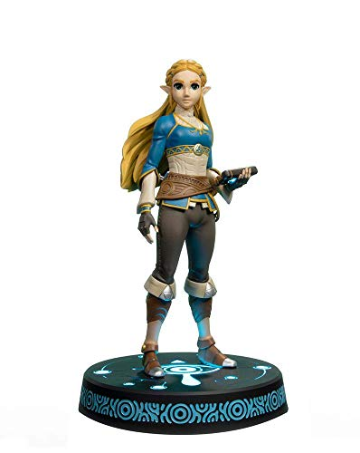 THE LEGEND OF ZELDA - Figur Statue - Breath of The Wild - Zelda - 25 cm - Collectors Edition