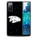 Stuff4 Phone Case for Samsung Galaxy S20 FE Empire Galaxy
