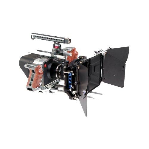 Ikan MB-T03 4x4 Carbon Fiber Matte Box