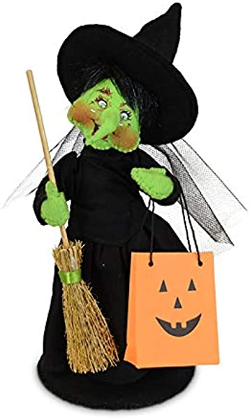Annalee 6in Trick Or Treat Wicked Witch