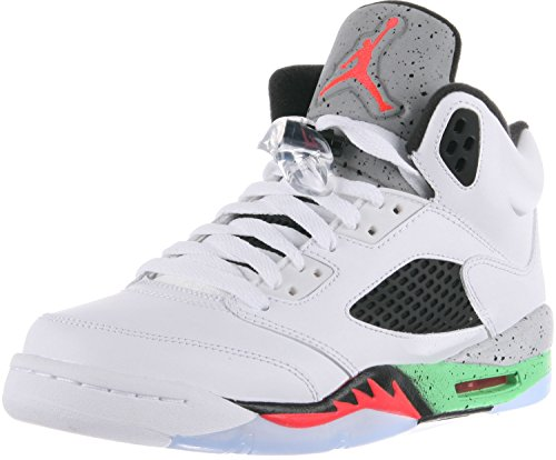 Nike Girls AIR Jordan 5 Retro GS 'Valentines Day' - 440892-605 - Size 36-EU