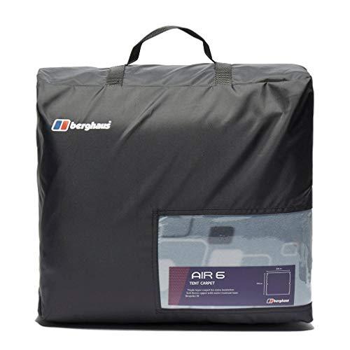 Berghaus Air 6 Tent Carpet, Grey, One Size