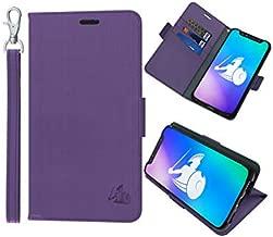 DefenderShield Compatible iPhone 11 Pro 5G & EMF Radiation Protection Case - Detachable Magnetic Anti Radiation Shield & RFID Blocker Wallet Case w/Wrist Strap