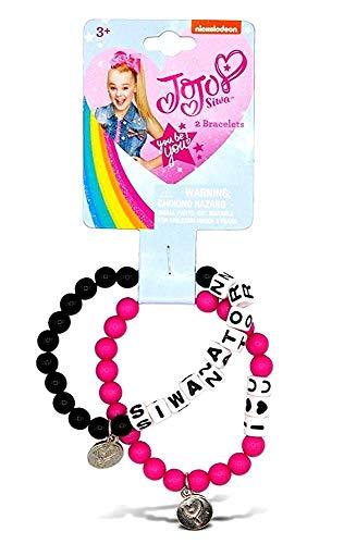 JoJo Siwa Best Friends Forever Charm Bracelet Set (I Love You)