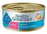 Blue Buffalo Healthy Gourmet Adult Pate Indoor Chicken...