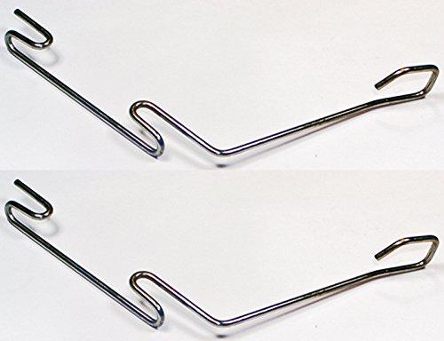 DeWalt DW411/DW412 Sander Replacement (2 Pack) Paper Clamp # 151288-00-2PK -  Stanley Black&Decker