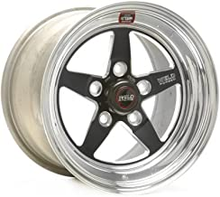 71HB0100N33A - Weld Street & Strip RT-S S71 71HB0100N33A Black Finish Wheel - 20 in. Wheel Diameter X 10 in. Wheel Width, 5 x 4.72 bolt pattern Bolt Pattern