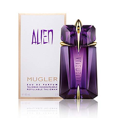 Thierry Mugler Alien Recargable, Lavanda, 60 Mililitros