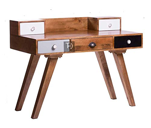The Home Dekor Wooden Study Table