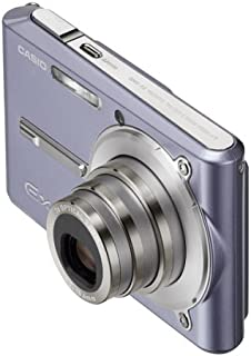 Casio Exilim EX-S600 6MP Digital Camera with 3x Optical Zoom (Blue)