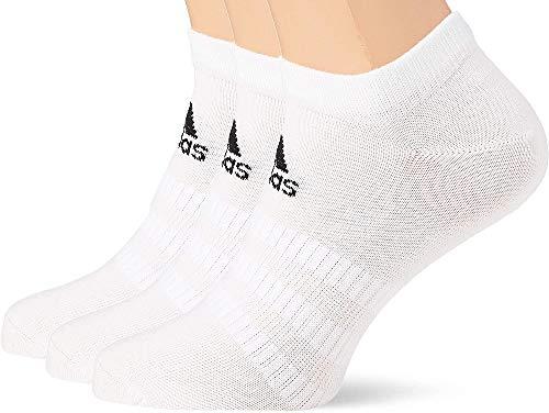 adidas Kinder Light Low 3PP Socken, White/White/White, KL