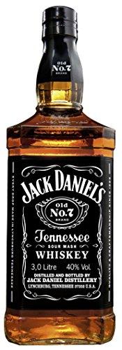 Jack Daniels Old No.7 Tennessee Whiksy 3L