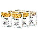 Daiya Cheezy Mac Variety Pack :: 3 Flavors - Cheddar, Bac'n Cheddar, Alfredo ::Rich & Creamy Plant-Based Mac & Cheese :: Deliciously Dairy Free, Vegan, Gluten Free, Soy Free (6 Pack)