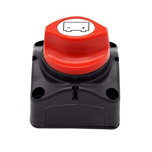 Korean pine 600A Rated Corriente Auto Batería Interruptor de alimentación de la batería Potencia de protección Banda protectora Batería Batería de la batería Desconecte el interruptor de aislador