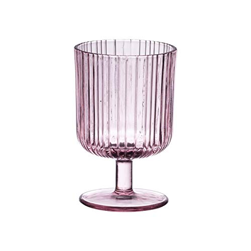 Table Passion - Verre à pied milre lilas 25 cl (lot de 6)