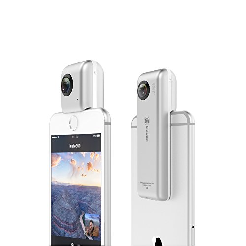 Insta360Nano Compact Mini Panoramic 3K HD Video 210Degree Dual - 2