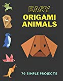 Easy Origami Animals: 70 simple projects, Origami Kit For kids