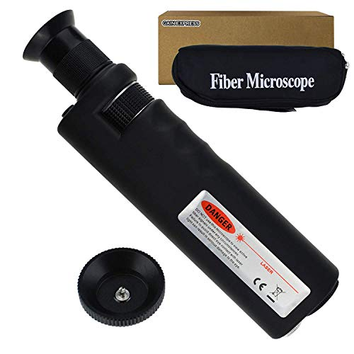 microscopio fibra optica fabricante KELUSHI