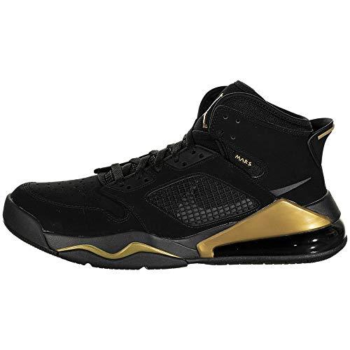 Nike Jordan Mars 270 - Black/Anthracite-metallic Gold-blac, Größe:11