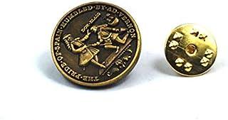 Gemelolandia | Pin de Traje Medalla Blas de Lezo | Pines Originales Para Regalar | Para Camisas, Chaquetas, Jerséis o para...