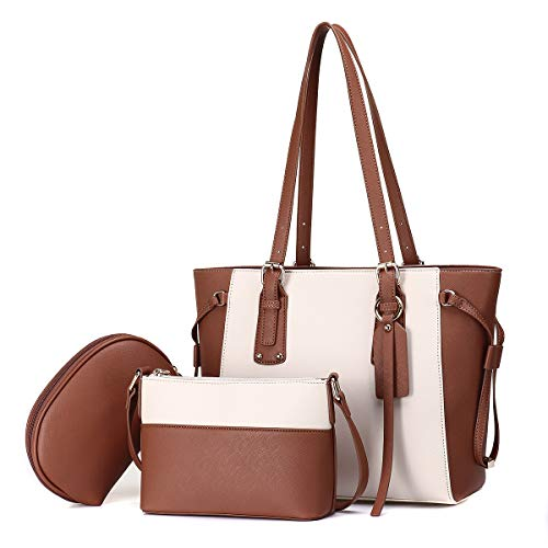 JOSEKO Bolso de mano de mujer, bolso de mensajero, bolso de hombro...