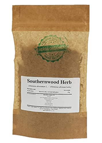 Eberraute Kraut / Artemisia Abrotanum L / Southernwood Herb # Herba Organica # (50g)