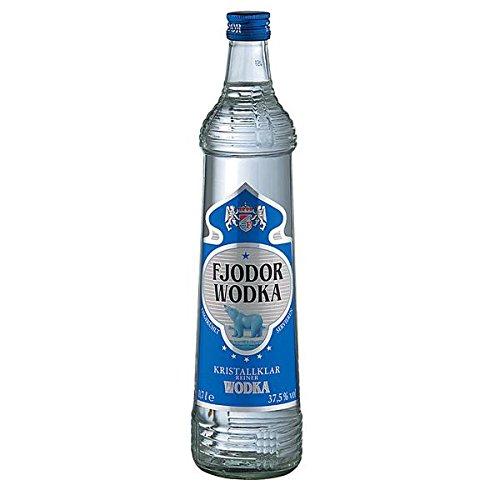 Fjodor Wodka 37,5% 6er Pack 6 x 0,7l