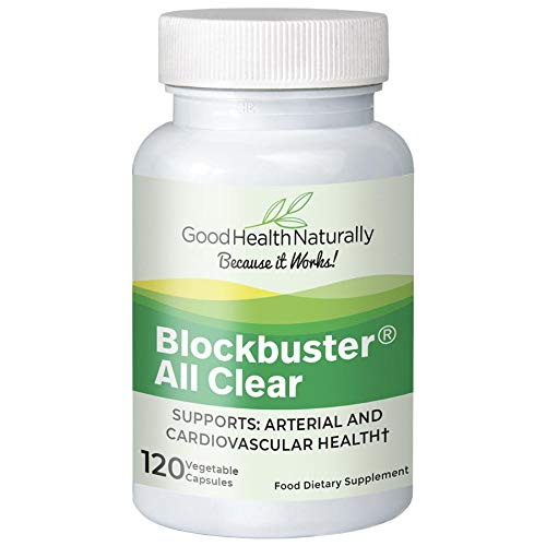 Blockbuster AllClear 120 Delayed Release Capsules