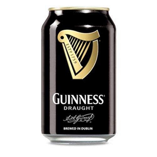 Guinness Draught Birra Scura Lattina 33cl (Cartone 24 pz)