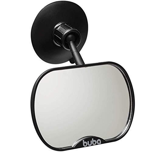 Espelho Retrovisor Para Carro, Buba, Preto