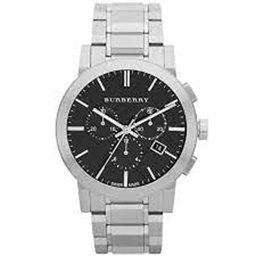 Burberry orologio da polso BU9351metallo argento (solo orologio da polso–Orologio non incluso.)