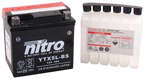 Nitro YTX5L-BS -N- Batería