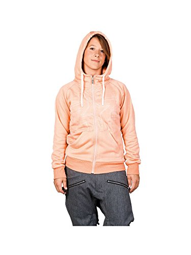 Nikita Rockwell Couvertures Polaires, Femme, Orange, XL