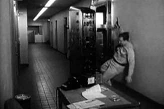 Sci Fi Pictures Film: The Amazing Transparent Man (1960) - Invisible Man Mad Scientist Experiment Film