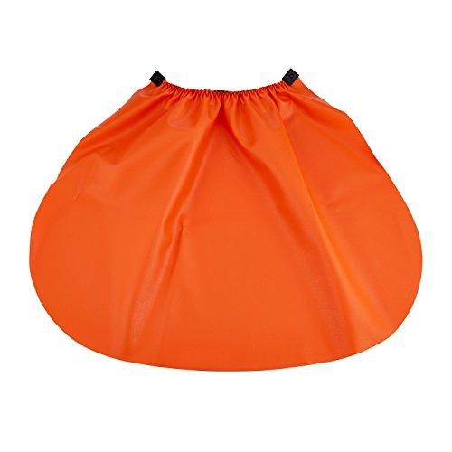 3M GR3C Nackenschutz, Befestigung an Helm Innenausstattung, Orange