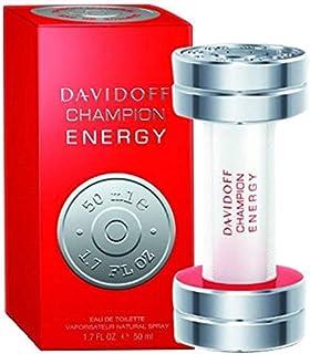 Champion Energy by Davidoff for Men - Eau de Toilette, 50ml