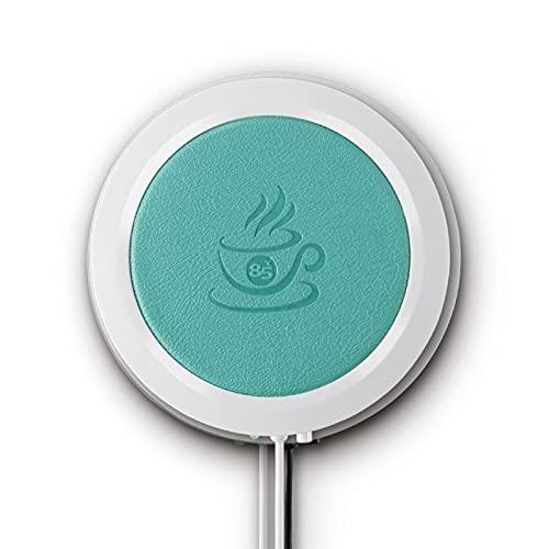 USB Powered Cup Warmer Mattenpad für Kaffee Tee Milchgetränk Getränk Heizung Tasse Becher wärmer Becher wärmer mit Becher Muggo Smart beheizte Reisebecher Becher und wärmer Set Becher und süß