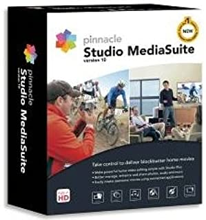 Pinnacle Studio MediaSuite 10.0