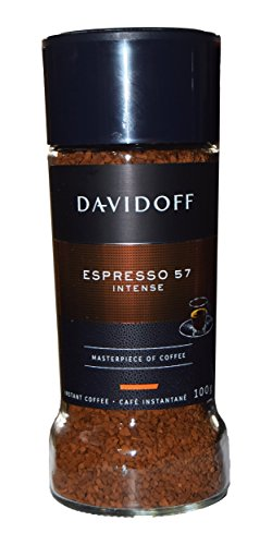 Davidoff Café Espresso 57 Instant Coffee, 3.5-Ounce Jars (Pack of 2) Maryland