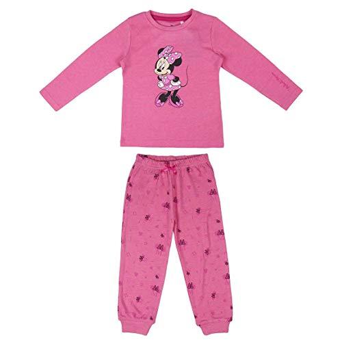 CERDÁ LIFE'S LITTLE MOMENTS 2200006172_T05A-C70 Juego de Pijama, Rosa, 5 Años para Bebés