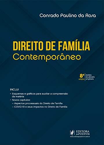 Direito De Família Contemporâneo - 8ª Edição (2021)
