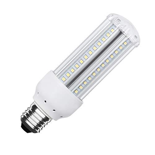 Lampe LED éclairage public Corn E27 10 W LEDKIA Blanc Froid
