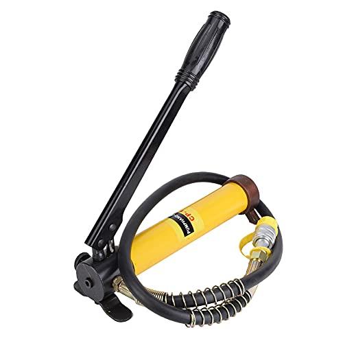 Toma hidráulica hidráulica, bomba hidráulica manual, herramienta de elevación de la cara 700kg / cm. Acero 350CC hecho