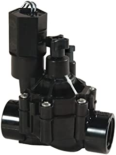 Rain Bird CPF100 In-Line Automatic Sprinkler Valve with Flow Control, 1