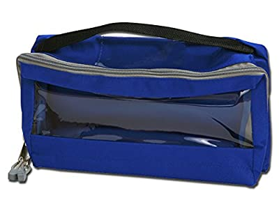 GIMA E3 Rectangular Bag Padded with Window and Handle, Blue from GIMA