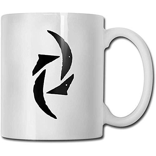 Hale-Storm Mug Personalidad Taza de café Agua Té Bebida Taza 330ml