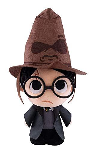 Funko Peluche Super Cute Harry Potter con Sombrero