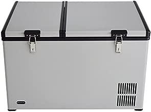 counter refrigerator freezer