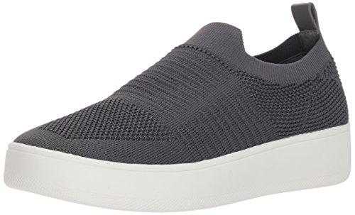 Steve Madden Women's Beale Sneaker, Grey, 6 M US